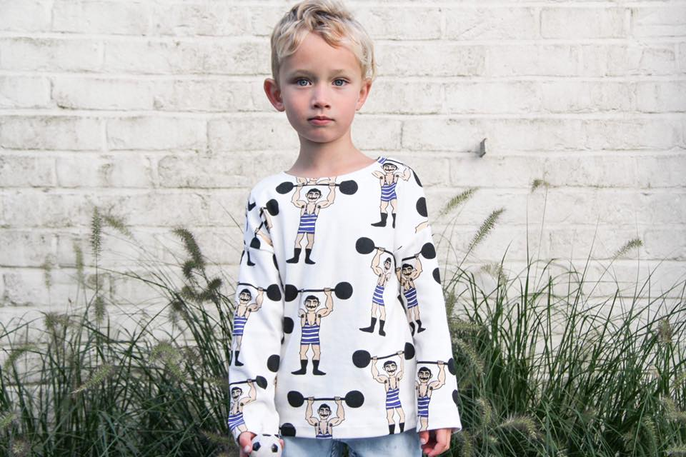 Blanche Fons shirt