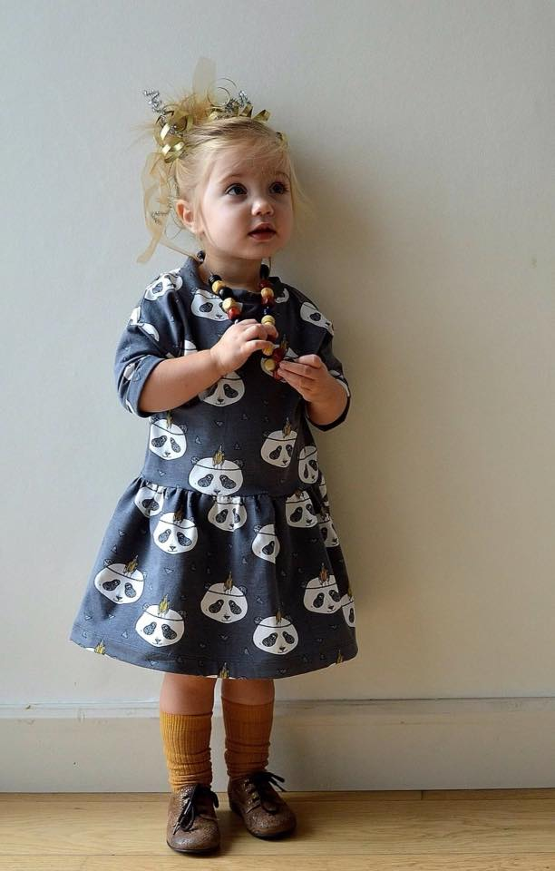 Smotpotten en snoesjes Sien dress