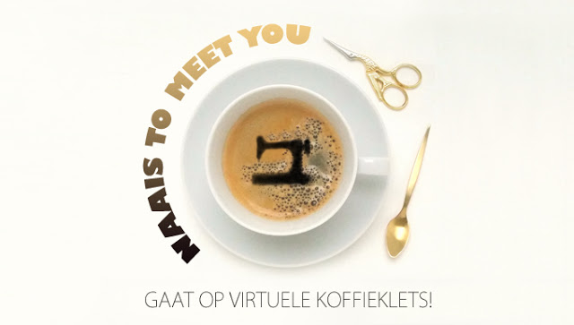 naais to meet you koffieklets