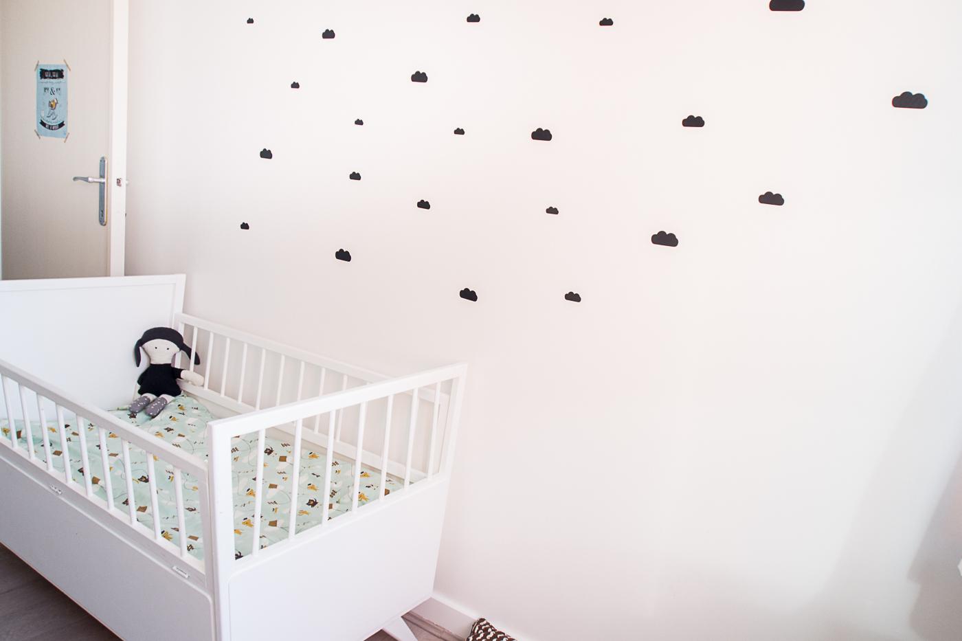babykamer baby room J