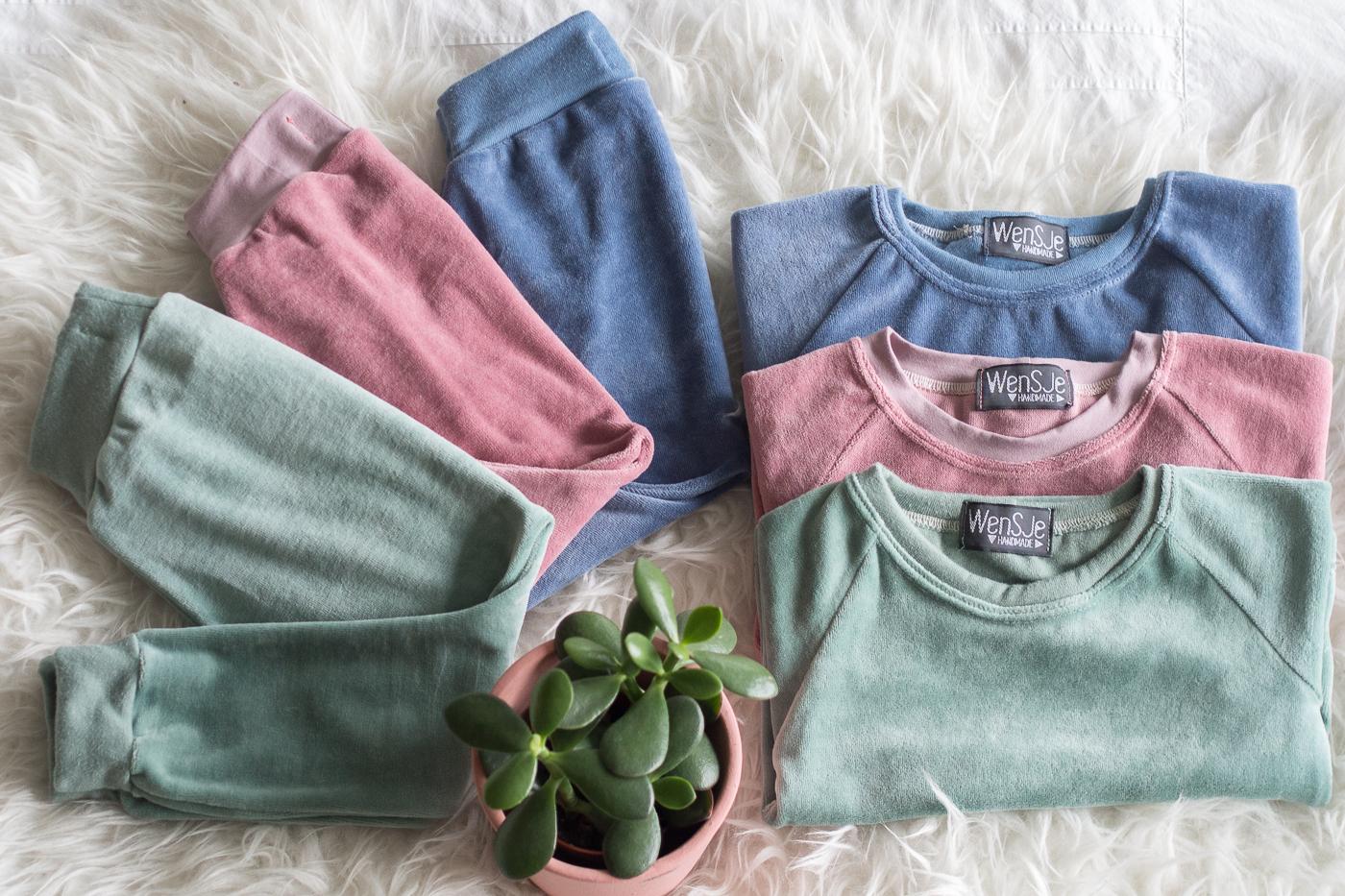 pastel pyjama