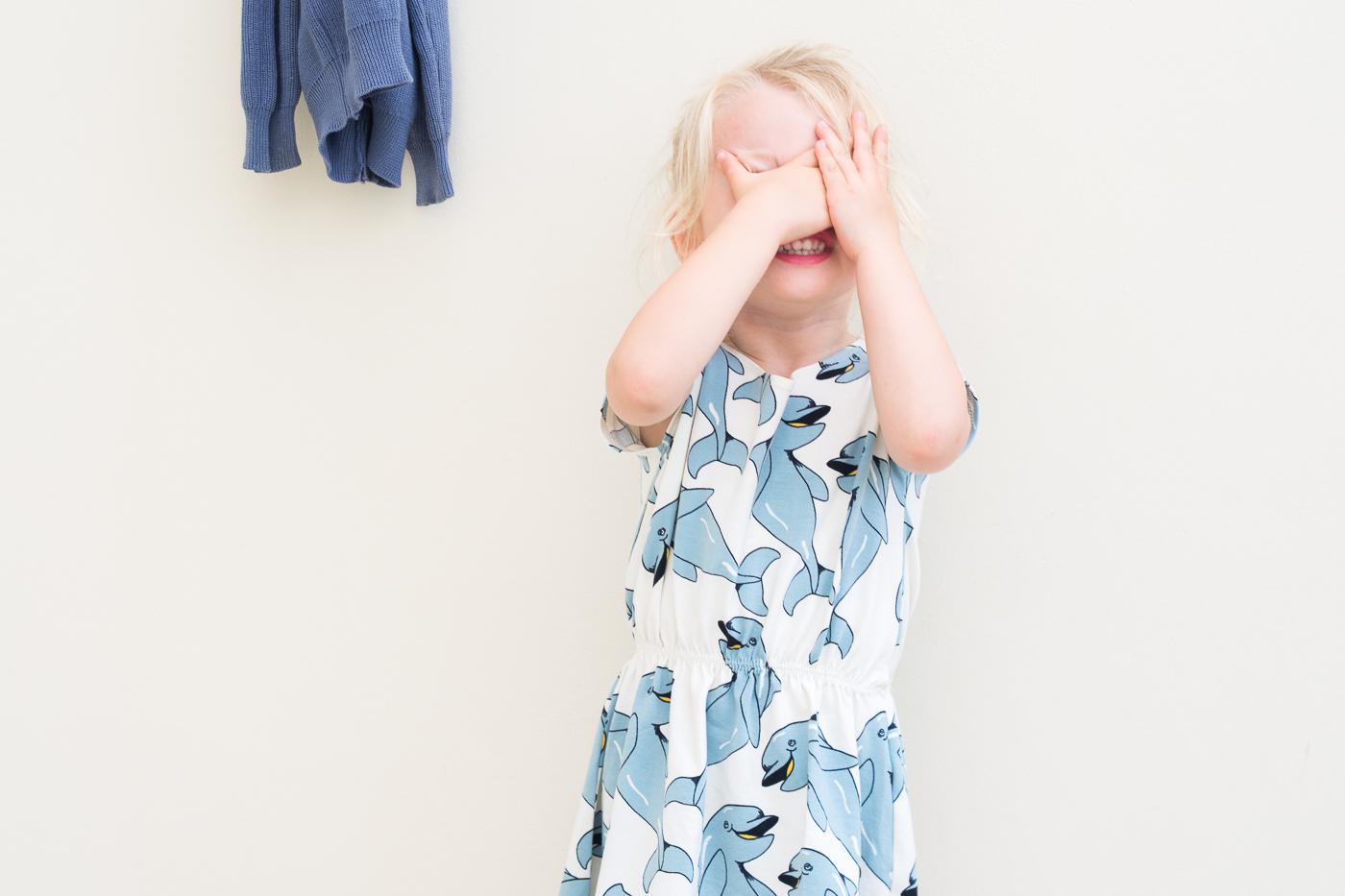 mini rodini lux dress