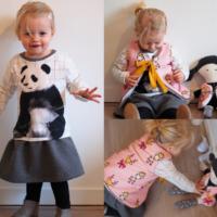 Allemaal engeltjes & een pandabeer
