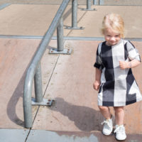 Cosmo for my cool girl — blogtour cosmo dress by Sewpony —