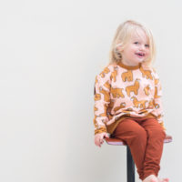 Happy alpaca: Eva Mouton herfstcollectie voor Bambiblauw deel 2