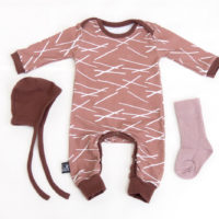 Mini jumpsuits for our mini baby
