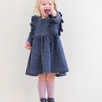 Millie jurk blogtour