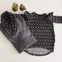 Mix and match: Titus sweater & Cocoon dress